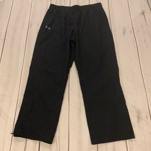 Under Armour Pants with a knit Size X-large
